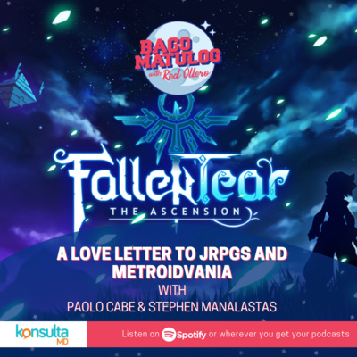 Fallen Tear: The Ascension - a love letter to JRPGs and Metroidvania