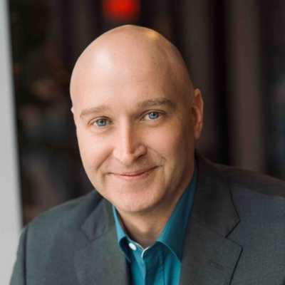 #30 Aaron Black - Chief Data Officer