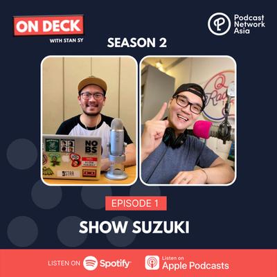 S2E1: Show Suzuki