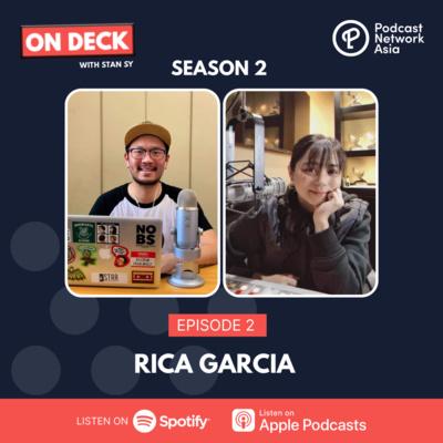 S2E2: Rica Garcia