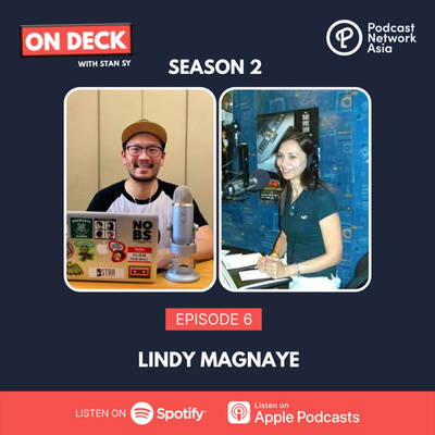 S2E6: When Your Children Follow In Your Footsteps with Lindy Magnaye