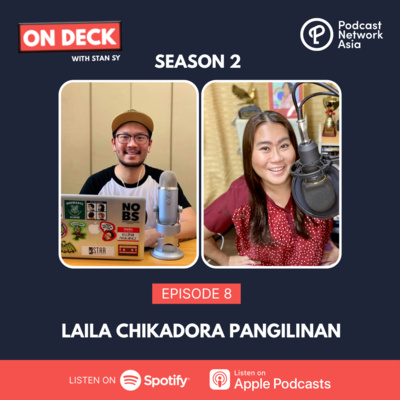 S2E8: The Evolution of Laila Chikadora Pangilinan