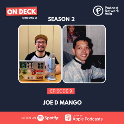 S2E9: The Legend of Joe D Mango