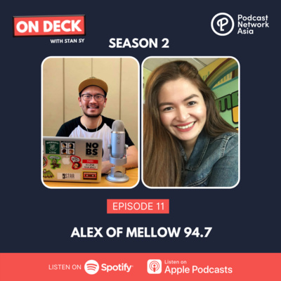 S2E11: You Know You're Getting Old When... with Alex of Mellow 94.7