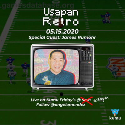 Usapan Retro: Sports games with James