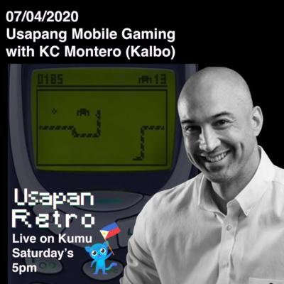 Usapang Mobile Games with KC Montero
