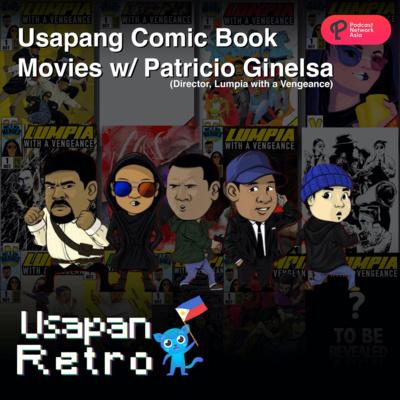 Usapan Comic Book Films