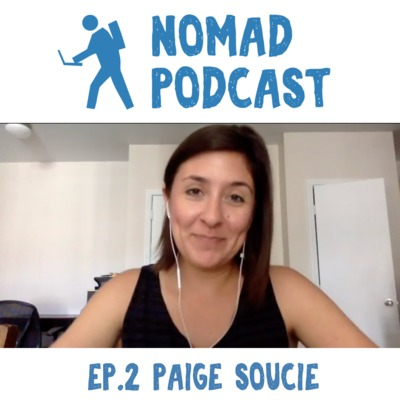 Ep 2: Paige Soucie of Remote Year Cousteau