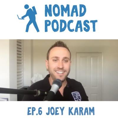 Ep 6: Joey Karam of Krav Maga XD