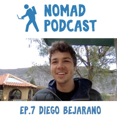Ep 7: Diego Bejarano of Wifi Tribe