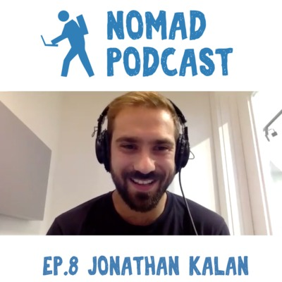Ep 8: Jonathan Kalan of Unsettled