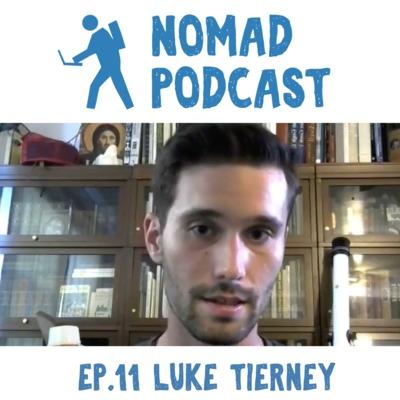 Ep 11: Luke Tierney of Nomad Playground