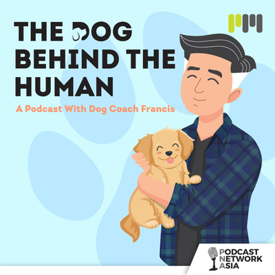 The Dog Behind The Human Trailer