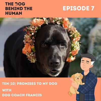 Ep. 7: Ten (10) Promises To My Dog