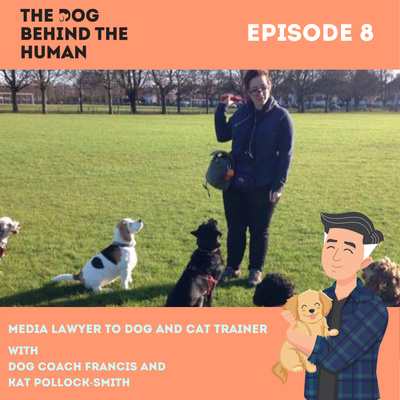 Ep. 8: Media Lawyer to Dog and Cat Trainer