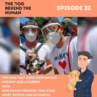 Ep. 32: The Dog That Lives With An Ant Colony and A Parrot