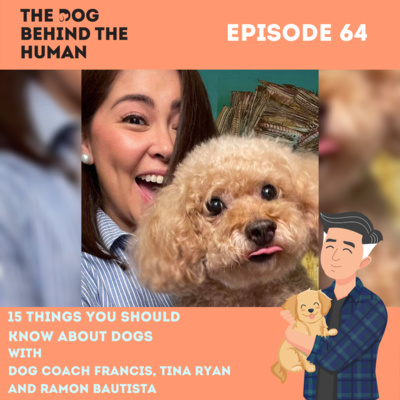 Ep. 64: Common Questions Dog Trainers are asked With Angelu De Leon