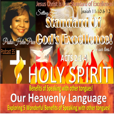 Podcast 29 Summary of Who is The Precious Holy Spirit by