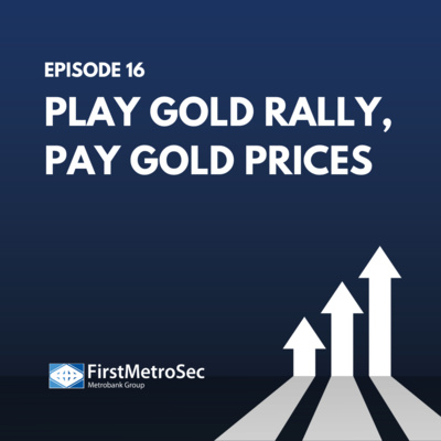 Play Gold Rally, Pay Gold Prices