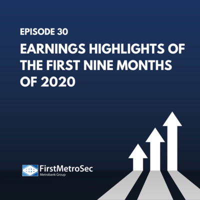 Earnings Highlights of the First Nine Months of 2020
