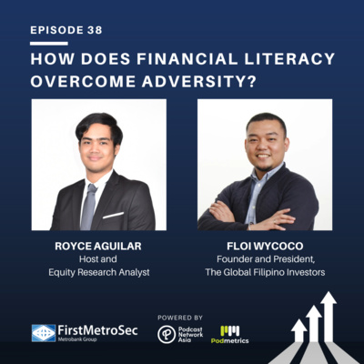 How does financial literacy overcome adversity?
