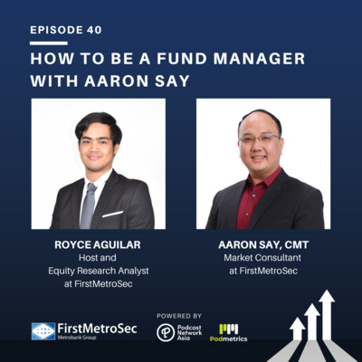 How to be a Fund Manager with Aaron Say