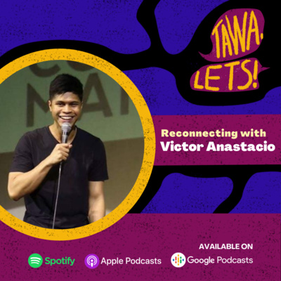 Reconnecting with Victor Anastacio
