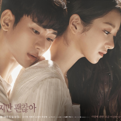 Ep94 KDrama Review: It's Okay To Not Be Okay