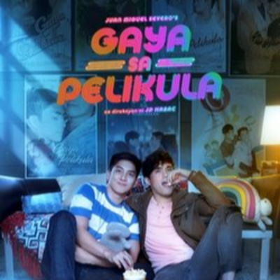 Ep116 BL Series Review: Gaya Sa Pelikula