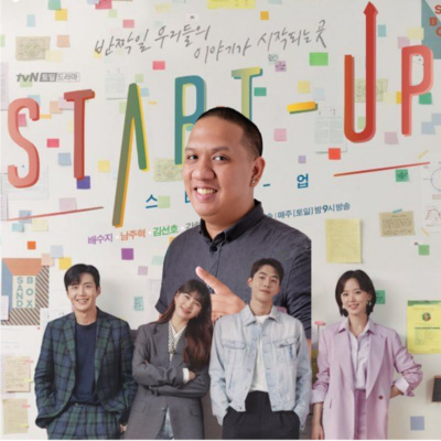 Ep125 KDrama React: The StartUp Hustle