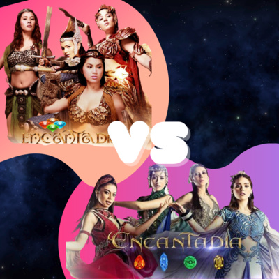 Ep100: Encantadia 2005 VS Encantadia 2016 (Part 1)