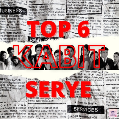 Ep133: Top 6 Kabitserye