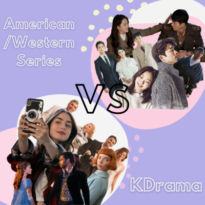 Ep139: American Series VS Kdramas (with Danielle and Bryan)
