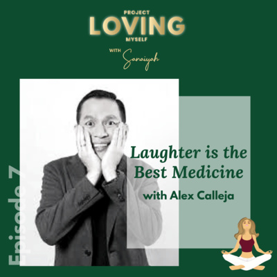 S2 Ep. 7: Laughter is the Best Medicine with Alex Calleja