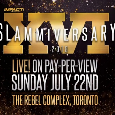 Post image of [VS-подкаст] #214, Impact Slammiversary 2018