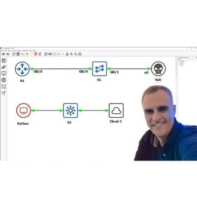 61: David Bombal: GNS3 VM: How to integrate with GNS3 2 2 by David