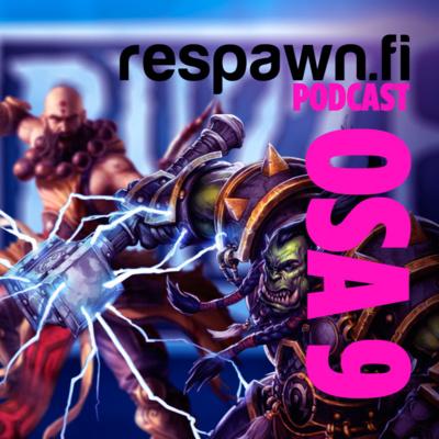 Respawn Podcast – Mitä tapahtui Blizzconissa?