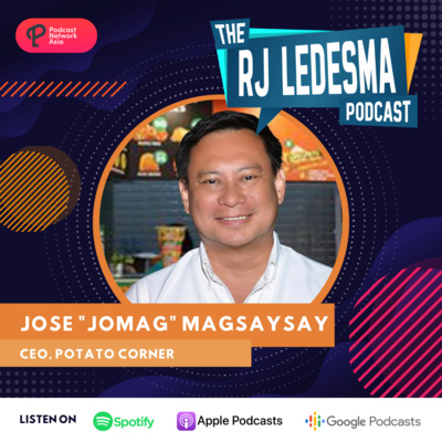 Ep. 1: Frying Your Way to the Top | Jose Magsasay of Potato Corner