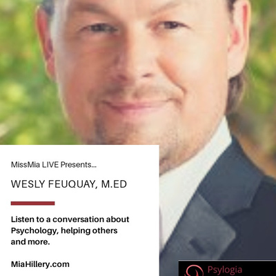 An Interview With Wesly Feuquay, M.ED