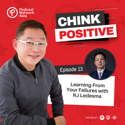 Ep. 13: Learning From Your Failures with RJ Ledesma