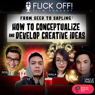 S2 EP3: How to Conceptualize and Develop Creative Ideas