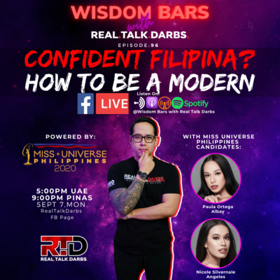 HOW TO BE A CONFIDENT MODERN FILIPINA?