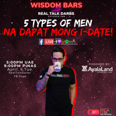5 TYPES OF MEN NA DAPAT MONG I-DATE