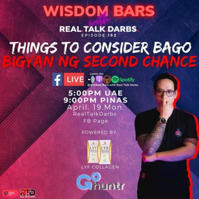 THINGS TO CONSIDER BAGO MO SYA BIGYAN NG SECOND CHANCE