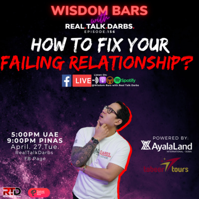 HOW TO FIX YOUR FAILING RELATIONSHIP?