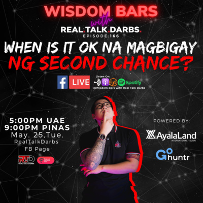 WHEN IS IT OK NA MAGBIGAY NG SECOND CHANCE?