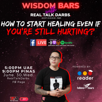 HOW TO START HEALING EVEN IF YOU'RE STILL HURTING?