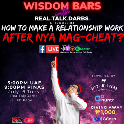 HOW TO MAKE A RELATIONSHIP WORK AFTER NYA MAG-CHEAT?