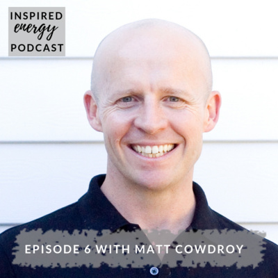 Episode 6 - How to be a Productivity Ninja with Mat Cowdroy.