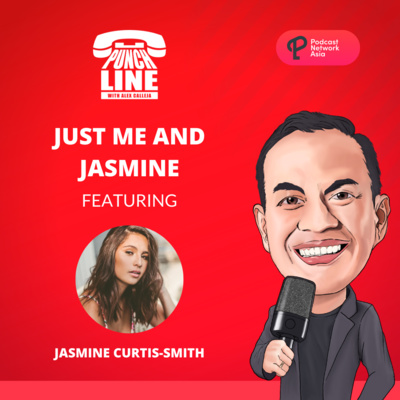 Ep. 14: Just Me and Jasmine Featuring Jasmine Curtis-Smith